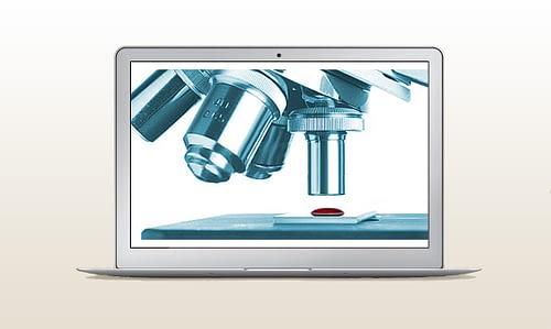 Site web laboratoire médical