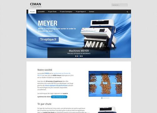 Tri-optique.fr site CIMAN